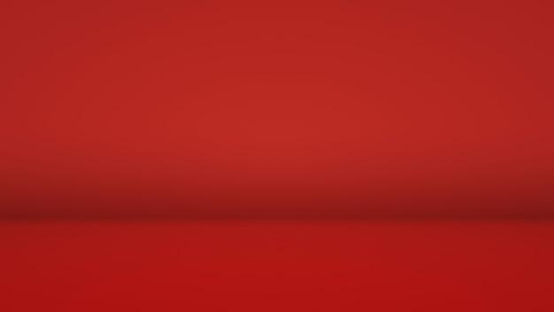 Abstracte rood licht lege achtergrond voor presentatie