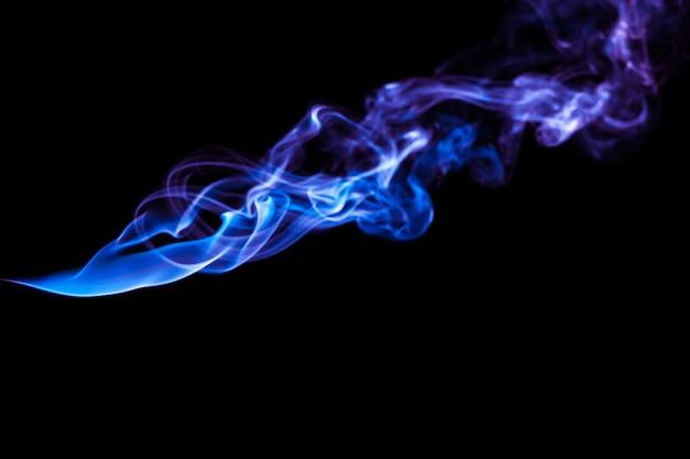 Abstracte rook lichteffect achtergrond