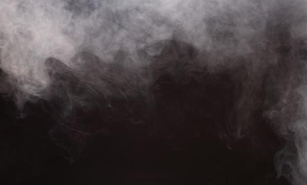 Abstracte rookwolken, alle beweging onscherpe achtergrond, intentie onscherp