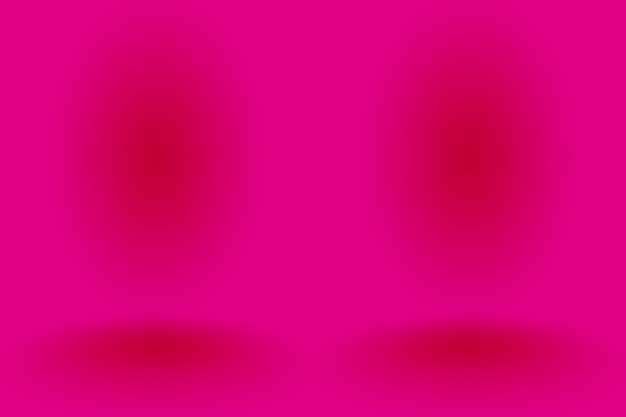 Abstracte roze achtergrond christmas valentines lay-outontwerp, studio, kamer, websjabloon, bedrijfsrapport met vloeiende cirkel kleur voor de kleurovergang.