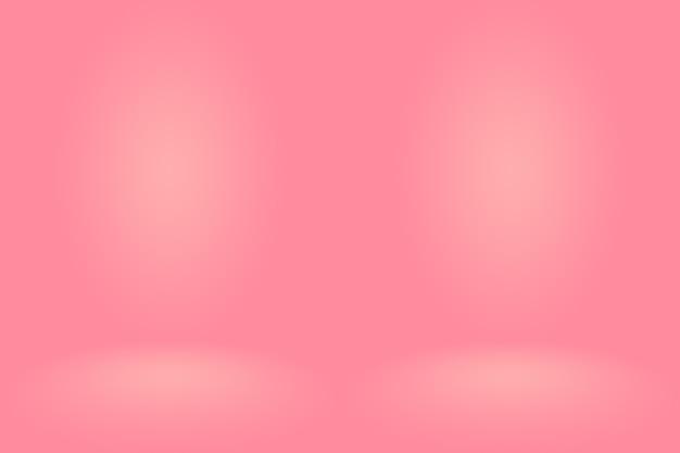 Abstracte roze achtergrond kerst valentines lay-out designstudioroom websjabloon bedrijfsrapport w...