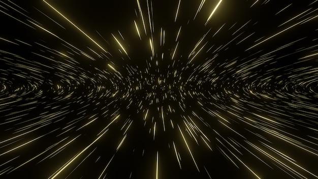 Abstracte ster galexy achtergrond wallpaper achtergrond zwarte lijn snelheid gloed scherm