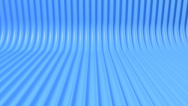 Abstracte studio achtergrond 3d render