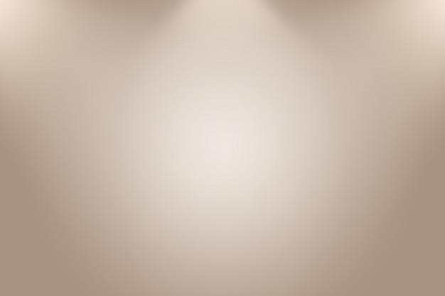 Abstracte studio luxe licht crème beige bruin als katoenzijde textuur patroon achtergrond.