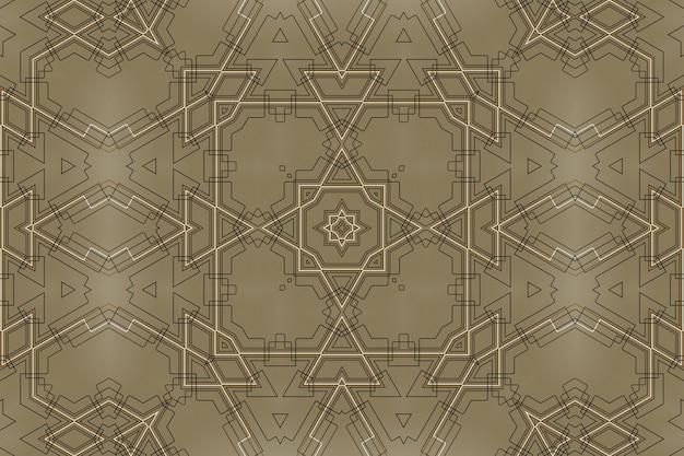 Abstracte tech mechanisme achtergrond, digitale geometrische tech elementen, verbindende delen lineaire vormen