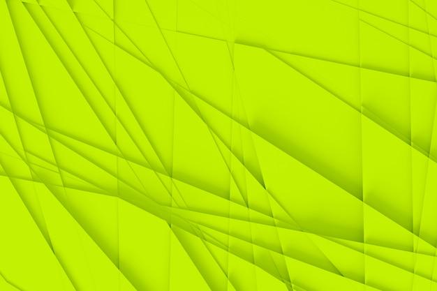 Abstracte textuur van de gesneden oppervlakken van de 3d-afbeelding van verschillende grootte