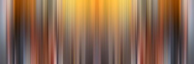 Abstracte verticale gele lijnenachtergrond. strepen zijn wazig in beweging.