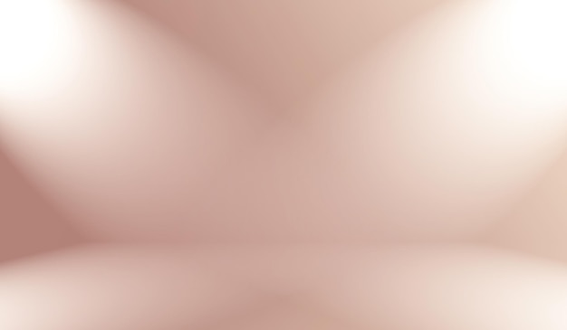 Abstracte vervaging van pastel mooie perzik roze kleur hemel warme toon achtergrond voor ontwerp als banner, diavoorstelling of anderen