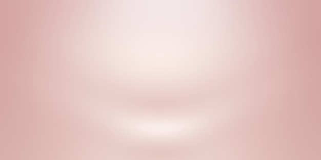 Abstracte vervaging van pastel mooie perzik roze kleur hemel warme toon achtergrond voor ontwerp als banner, diavoorstelling of anderen.