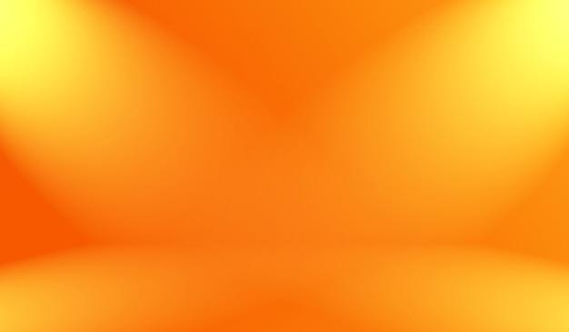 Abstracte vloeiende oranje achtergrond