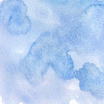 Abstracte waterverfachtergrond. handgeschilderde illustratie.