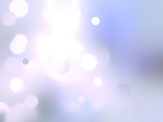 Abstracte wazig lichten feestelijke achtergrond