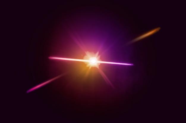 Abstracte wazige licht zwarte achtergrond