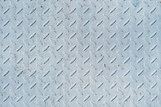 Abstracte wit blauwe metalen achtergrond.