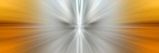 Abstracte witte en gouden achtergrond