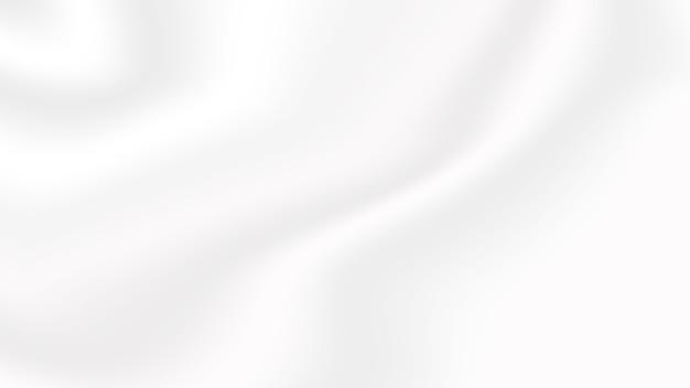 Abstracte witte zachte vervagen stof textuur achtergrond voor website banner poster en uitnodigingskaart ontwerpelement