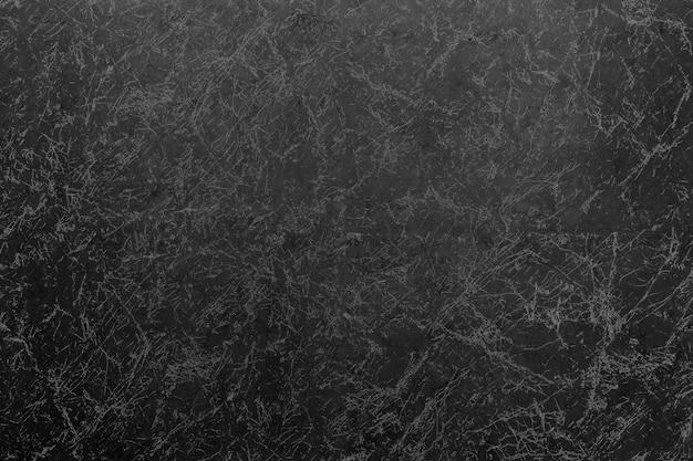 Abstracte zwartachtig grijze marmeren gestructureerde achtergrond