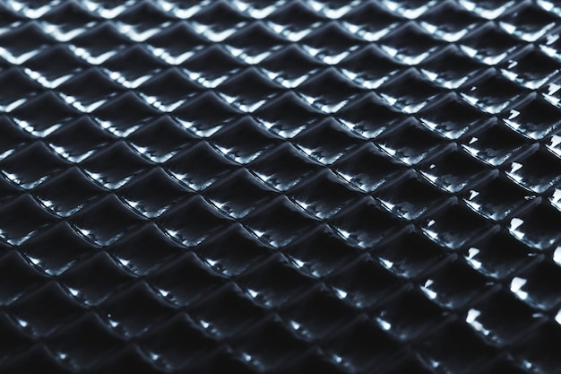 Abstracte zwarte achtergrond met patroonglastextuur