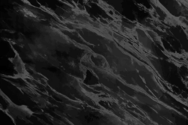 Abstracte zwarte en grijze marmeren gestructureerde achtergrond