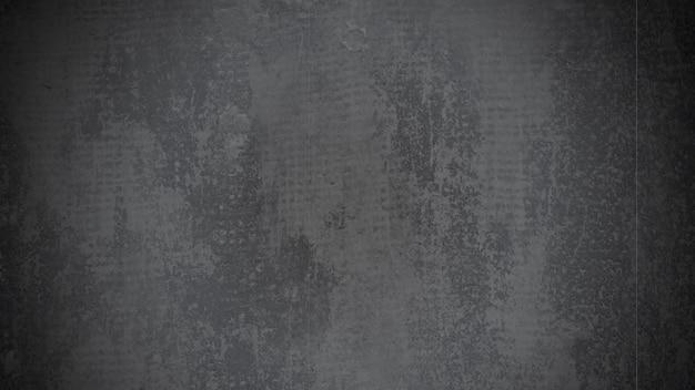 Abstracte zwarte spatten en ruis, donkere grunge achtergrond