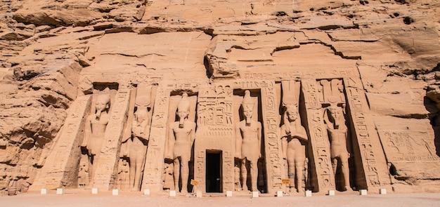 Abu simbel-tempel