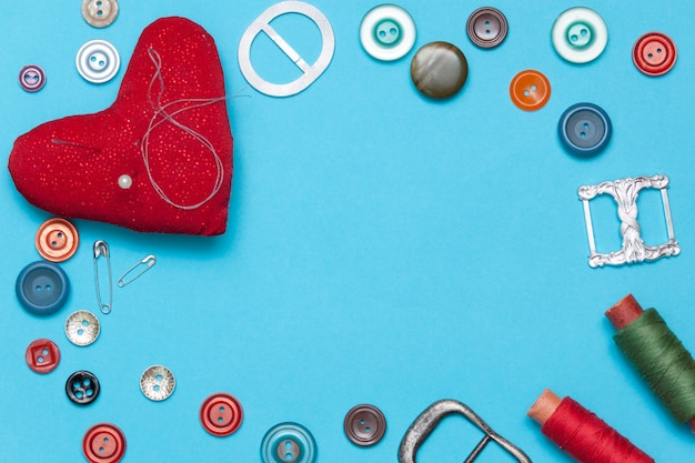 Accessoires voor naaien en handwerken