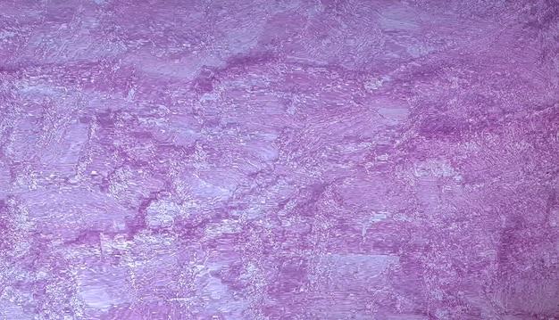 Achtergrond, de violette kleur van de textuurmuur