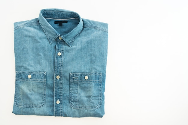 Achtergrond kleren jeans katoen kleur