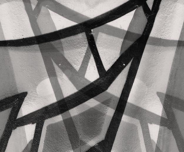 Achtergrond krassen gekraakte penseel crack