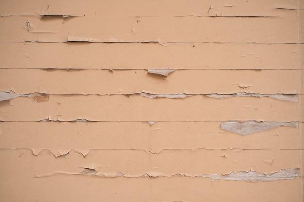 Achtergrond met een vervallen muur.