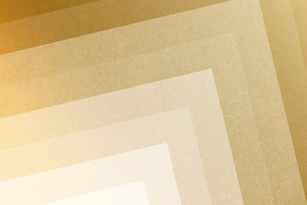 Achtergrond met gouden gradiëntlaag patroon