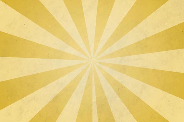 Achtergrond met gouden zonnestraaleffect