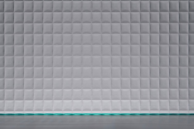 Achtergrond met rasterglastextuur