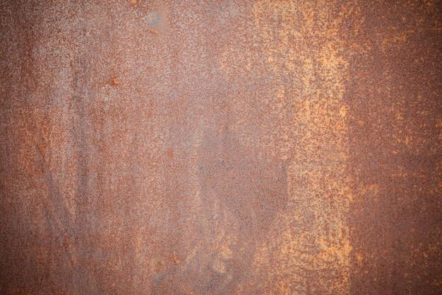 Achtergrond roestige stalen plaat.