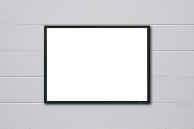 Achtergrond scène horizontale gekraakt kamer