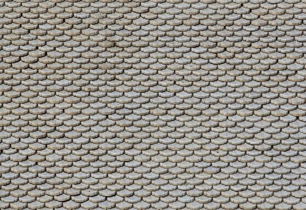 Achtergrond textuur op het dak