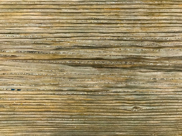 Achtergrond, textuur van oude ongeverfde planken. foto