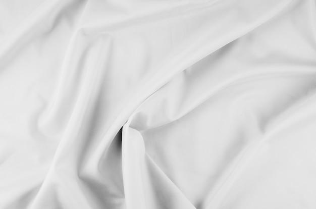 Achtergrond van de close-up de witte gele textuur