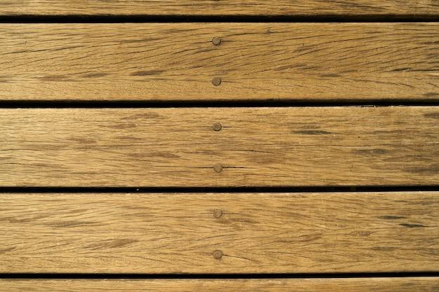 Achtergrond van de houten tafel