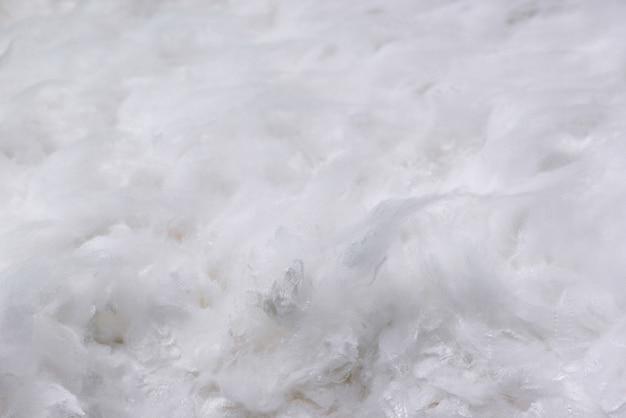 Achtergrond van de ruwe katoenvezel