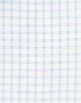 Achtergrond van de textuur van de stof. celpatroon: