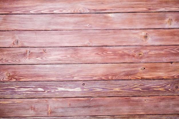 Achtergrond van donkere houten planken.