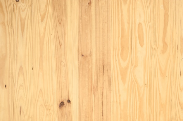 Achtergrond van duidelijke houten vloer