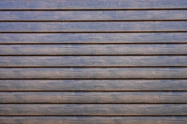 Achtergrond van houten donkere lakstroken