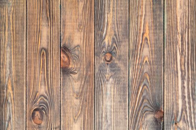 Achtergrond van houten planken