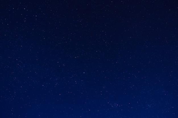 Achtergrond van mooie sterrennacht