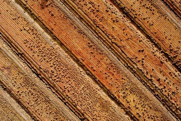 Achtergrond van oude geschilderde planken