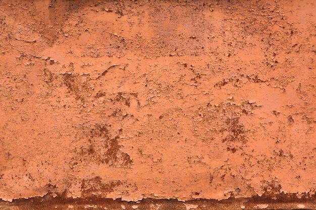 Achtergrond van oude roestige metaaltextuur