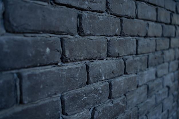 Achtergrond van oude vintage bakstenen muur