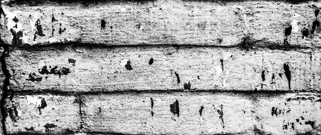 Achtergrond van oude vintage vuile bakstenen muur met peeling gips, textuur